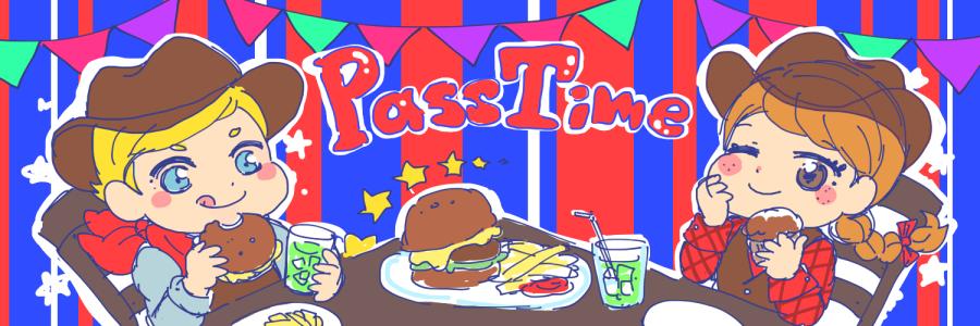 洋光台ハンバーガー<br /> PassTime