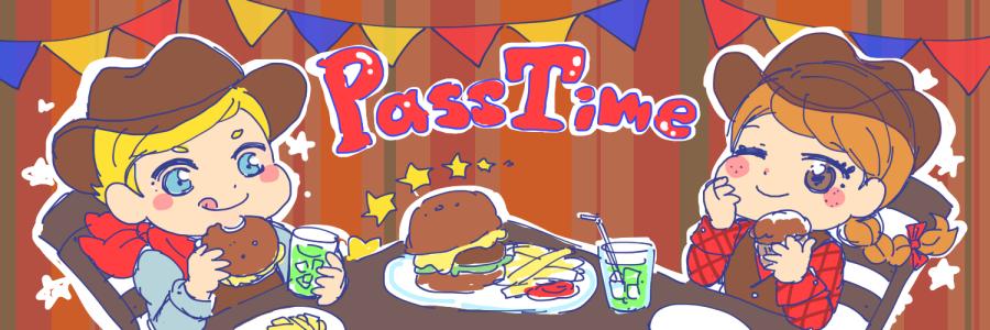 洋光台ハンバーガー PassTime